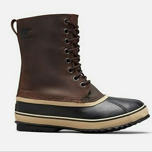 Sorel Mens 1964 Leather Pac Boots